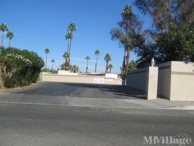 Mobile Home Park in Palm Desert CA