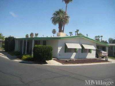 Mobile Home Park in Palm Springs CA