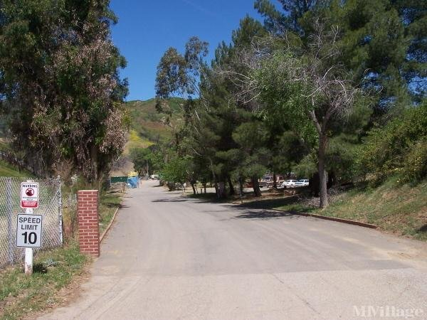 Photo of Paradise Ranch Mobile Home Park, Castaic, CA