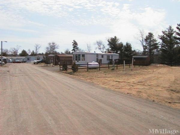 West Pine Island Manufactured Home Community Mobile Home Park in Holton, MI