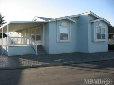 Mobile Home Park in Petaluma CA