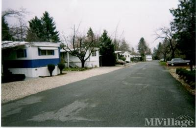 Mobile Home Park in Paradise CA