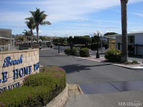 Photo of Pismo Beach Mobile Home Park, Pismo Beach, CA