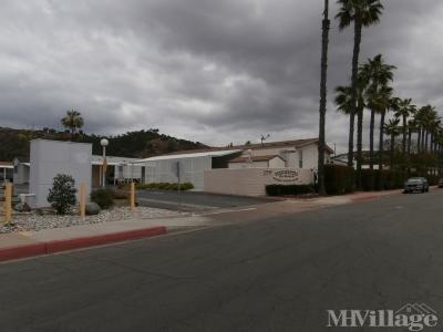 Mobile Home Park in Poway CA