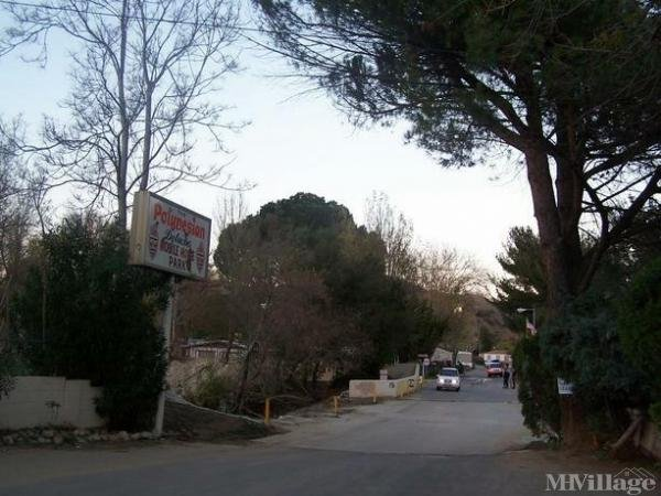 Photo of Polynesian Mobile Home Park, Newhall, CA