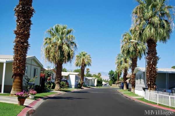 Photo of Pueblo Del Sol Mobile Home Park, Indio, CA