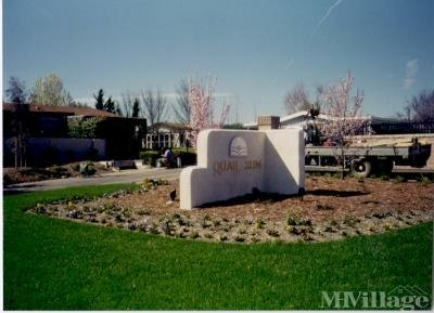 Mobile Home Park in Paso Robles CA