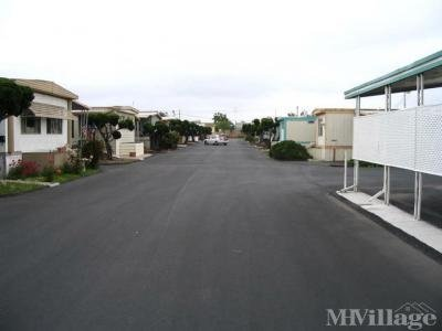 Mobile Home Park in Chula Vista CA