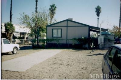 Mobile Home Park in Corona CA