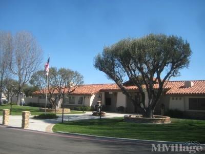 Mobile Home Park in Huntington Beach CA