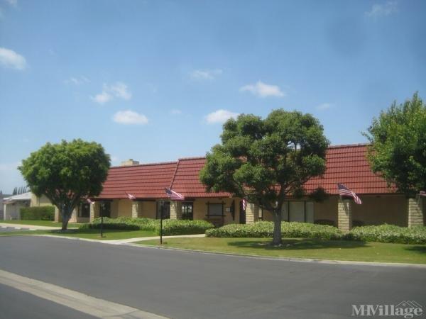 Photo of Rancho Fullerton Mobile Estates, Fullerton, CA