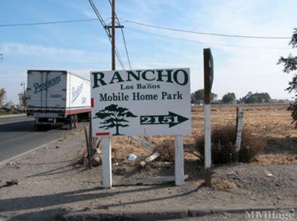 Photo of Rancho Los Banos Mobile Park, Los Banos, CA