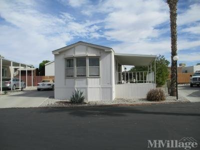 Mobile Home Park in Desert Hot Springs CA