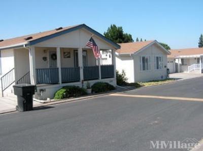 Mobile Home Park in Oakdale CA