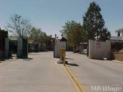 Mobile Home Park in Palmdale CA