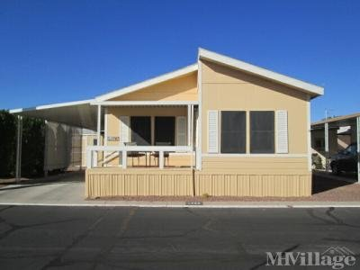 Mobile Home Park in Green Valley AZ