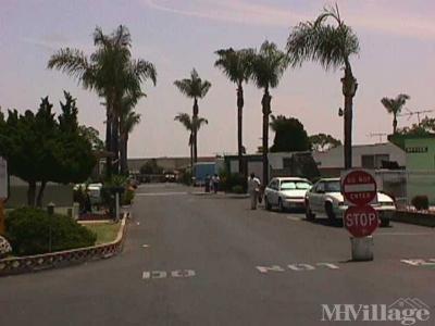 Mobile Home Park in Santa Ana CA