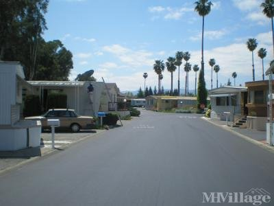 Mobile Home Park in Mountain View CA