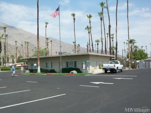 Photo of Sahara Mobile Home Park, Palm Springs, CA