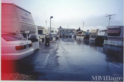 Mobile Home Park in San Leandro CA