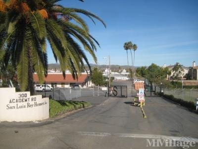Mobile Home Park in Oceanside CA