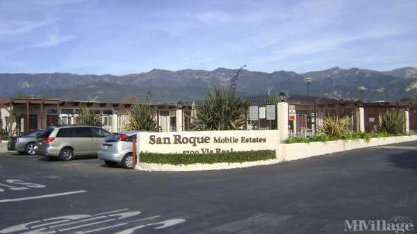 Photo of San Roque Mobile Estates, Carpinteria, CA