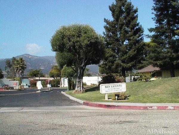 Photo of San Vicente MHP, Santa Barbara, CA