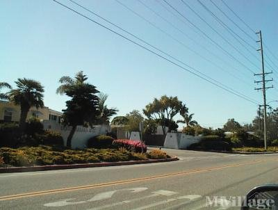 Mobile Home Park in Goleta CA