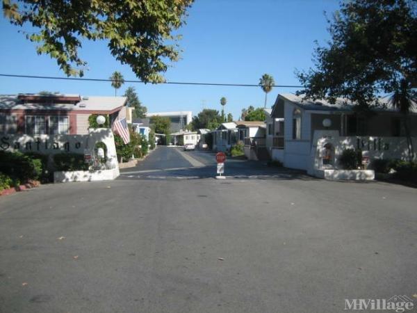 Photo of Santiago Villa Mobile Home Park, Mountain View, CA
