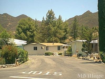 Mobile Home Park in Agoura Hills CA