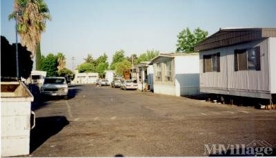 Mobile Home Park in Fresno CA