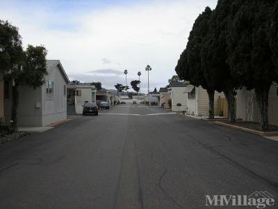 Mobile Home Park in San Luis Obispo CA