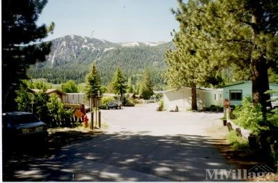 Mobile Home Park in Mammoth Lakes CA