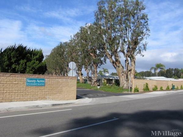 Photo of Sunny Acres Mobile Home Park, Oxnard, CA