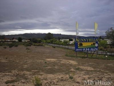 Mobile Home Park in Santa Maria CA