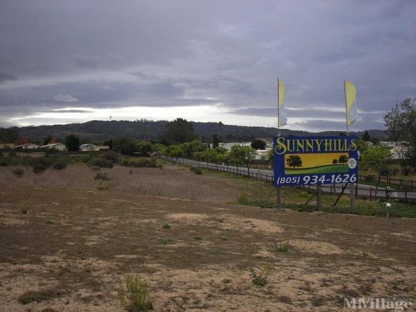 Photo of Sunnyhills Mobile Home Community, Santa Maria, CA
