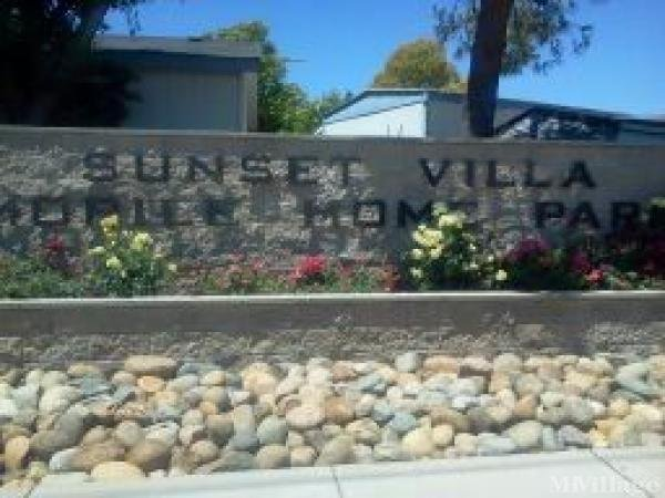 Photo of Sunset Villa Mobile Home Park, Lincoln, CA