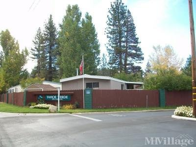 Mobile Home Park in South Lake Tahoe CA