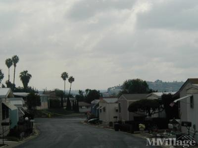 Mobile Home Park in Spring Valley CA