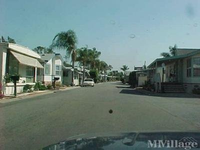 Mobile Home Park in South Gate CA
