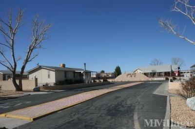Mobile Home Park in Rosamond CA