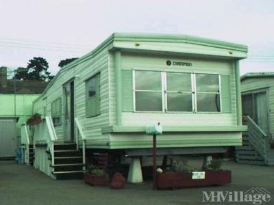 Mobile Home Park in South San Francisco CA