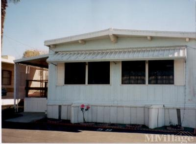 Mobile Home Park in Duarte CA