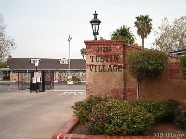 Photo of Tustin Village Mobile Home Park, Tustin, CA