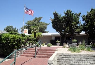 Mobile Home Park in Banning CA