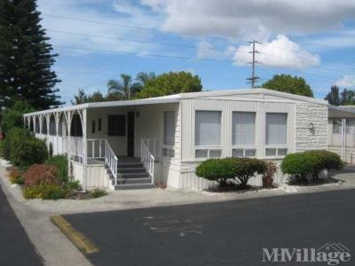 Mobile Home Park in San Marcos CA