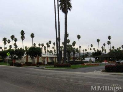 Mobile Home Park in Ventura CA