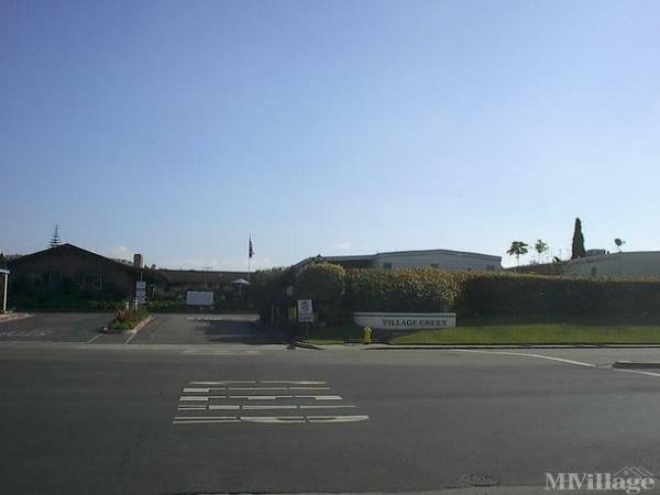 Photo of Village Green Mobile Home Park, San Diego, CA