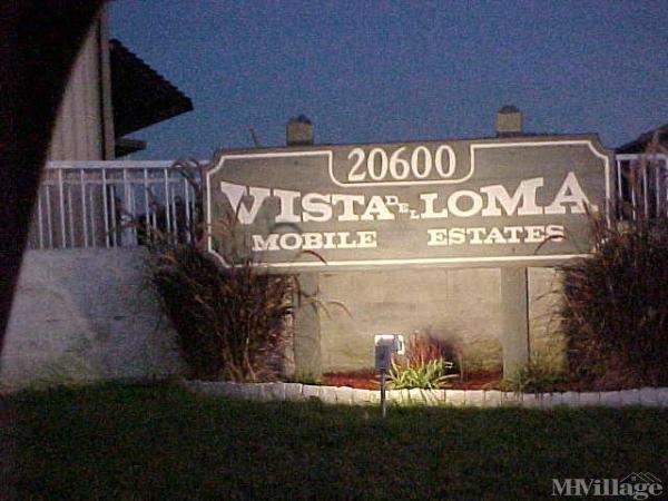 Photo of Vista Del Loma M Estates, Carson, CA