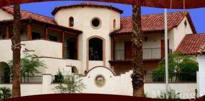 Historic downtown La Quinta